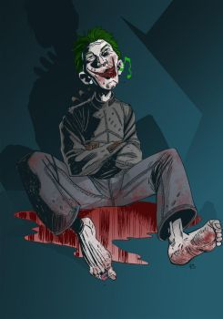 Joker by pauljholden