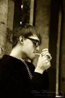 Smoking life away by darkHunTer2009
