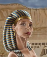 Hatshepsut by Annezon