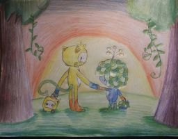 (Fanfic Commision) Rumbo ao futuro by Nickquoland