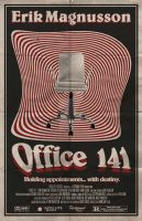 Office 141 Poster by Natewich4lunch