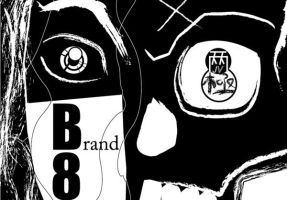 brand-8 the face and the skull by jvgce