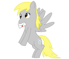 Derpy Hooves animation- fail by ScreechTheCat