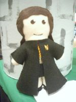 Hermione Plushie by reeby10