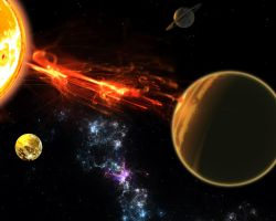 coronal mass ejection by tobaal