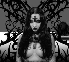 Gothy by jesus-at-art