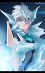 Bleach 553 - Hollified Ice Blade by the103orjagrat
