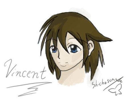 Vincent-The Cavalier by Shichosama