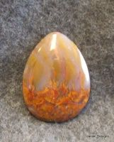 Fire in the stone by Janski-Designs