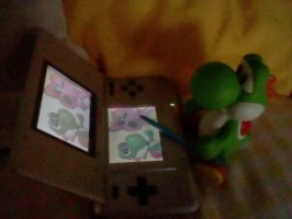 Yoshi's picture yeaaaahhhhh by Quacksquared