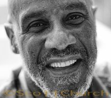 my friend ted liles by scottchurch
