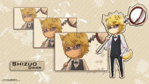 Shizuo Durararara Wallpaper by Anime136able