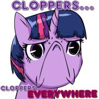 Cloppers! Again ;C by Sceptille