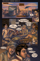 Project Apocalypse: Tods story pg 1 by AmandaRamsey