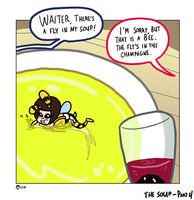 COMIX Abby Sillies 10 by theEyZmaster