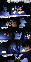 Wrath of The Devilman- 101- MEANWHILE.... by NickinAmerica