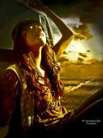 My Hippie Girl by HannaKannibal