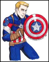 Cap by lubyelfears