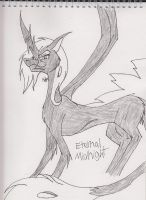 E.M's new look by Kitty-of-Doom524