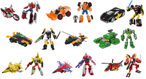 Action Masters Digibash by Air-Hammer