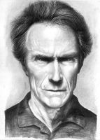 clint eastwood1 by vipinraphel