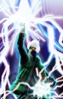 Lightning Breaker Kakashi by Will2Link