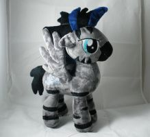 OC Stormy Plushie by LiLMoon