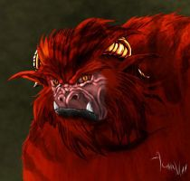 Chimera by StaindHand