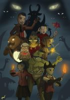 We Don't Starve by QuadRioters