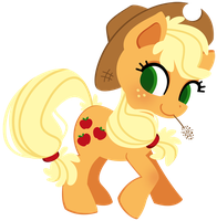 Applejack by Sprits