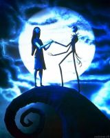jack n sally by vincent-7