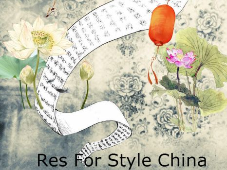 [ Res free ] Style China by parkjinhy