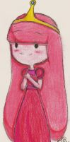 Princess Bubblegum by Slaytojl14