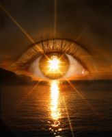 The all seing eye by Gigio