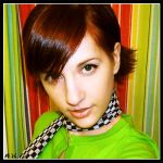She Wore a Checkered Scarf... by lini