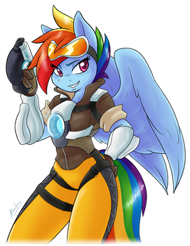 Tracer Dash by Ambris