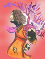 Gambit colors by DeviantBoss