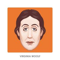 Virginia Woolf by monsteroftheid