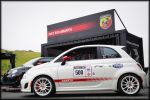 Fiat Abarth 500 testing spot 1 by InspiraSean