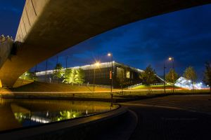 The International Conference Center by fotografka