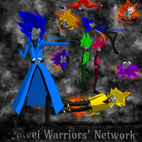 Steel Warriors: Action! by GalaxyPegasus14