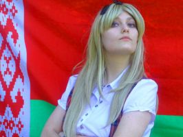 Become one with Belarus by AmaterasuHeart