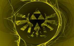 Triforce Energy by dz3100