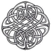Celtic Knot 009 by ppunker