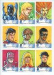 DC 52 Cards Pt3 by RayHeight