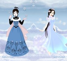 Sky Snow Queen Legacy by ThePressStar