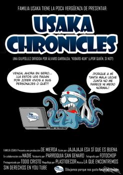 Usaka Chronicles Portada by Kibaro-Kun