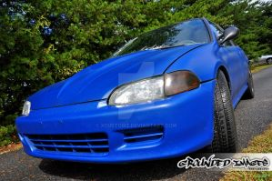 95 Civic Hatch Project 5 by xcustomz