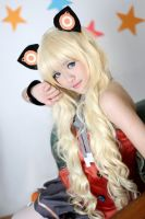 Vocaloid SeeU cosplay by Lycorisa