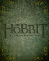 THE HOBBIT COVER by FYPO